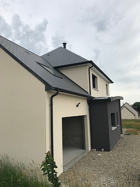 Peltier Charpentier Mayenne 53 Couverture Ardoise Kergoat1