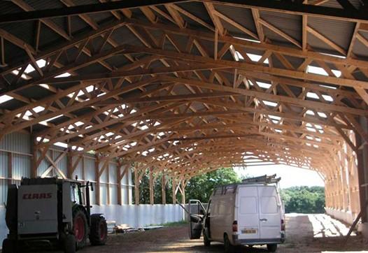 Peltier Charpentier Mayenne 53 Peltier Hangars