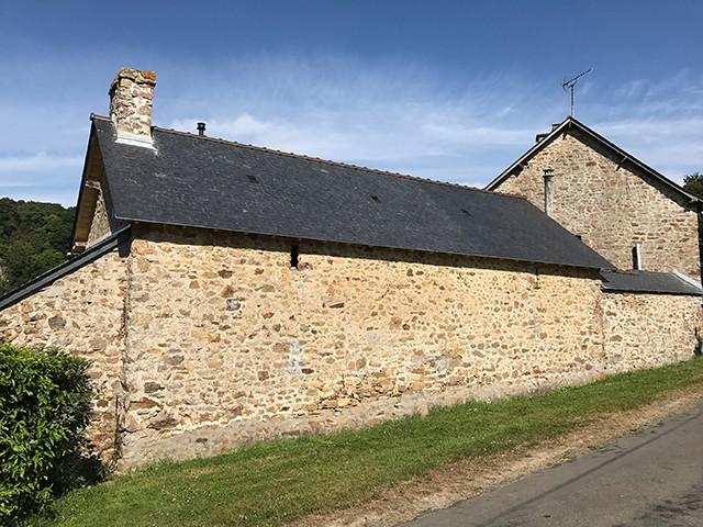Peltier Charpentier Mayenne 53 Rénovation Couverture Ardoises Despagne